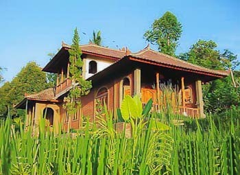 Puri Lumbung Cottages Munduk